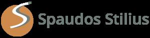 spaudos stilius logo